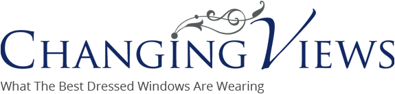 Changing  | Curtains | Blinds | Furnishings Logo
